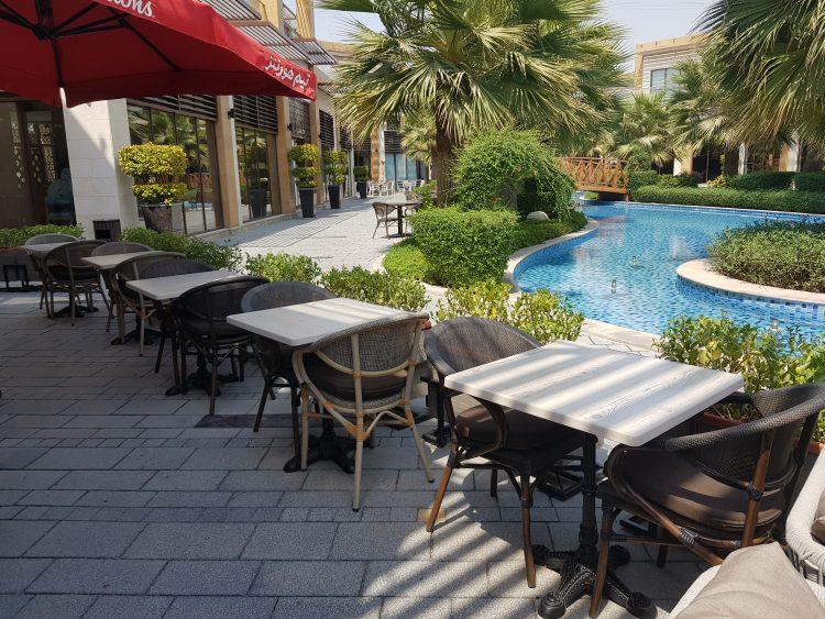 Outdoor & Indoor table tops