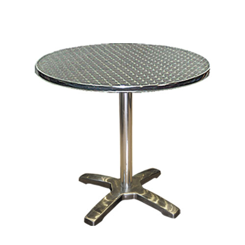 Basic Big 4 Base + Stainless Steel Round Top