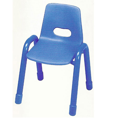 Chair With Plastic  shell