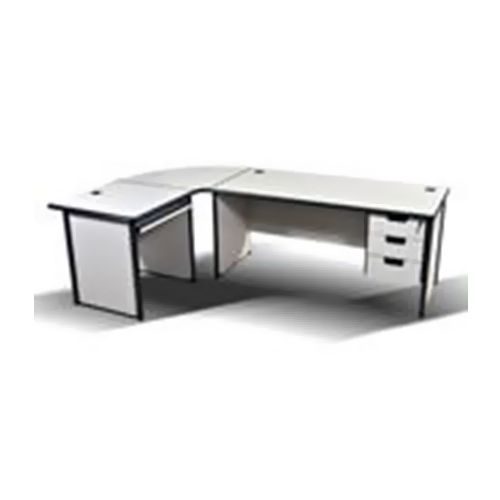 Desk with Joint Corner + Computer Desk CD800