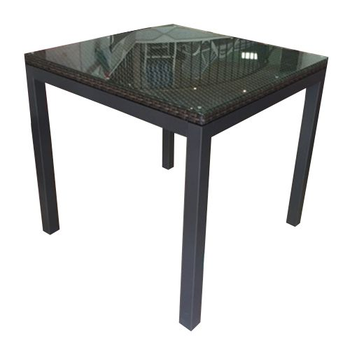 Golf Resin Wicker Table