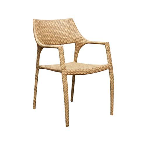 Golf Wicker Arm Chair