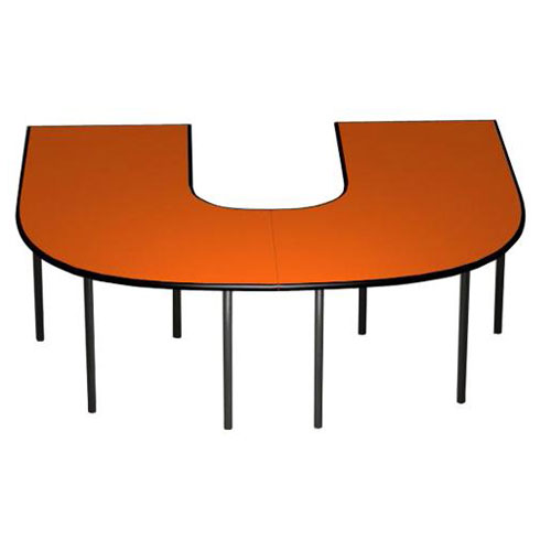 Horse Shoe Table - Model HSH32