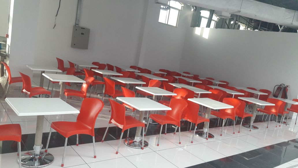 Canteen furniture for staff