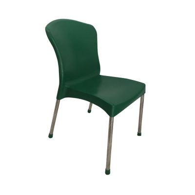 staff canteen chairs - green