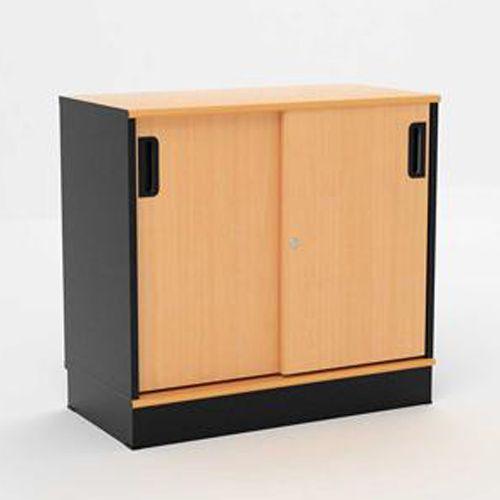 Low Sliding Door Cabinet