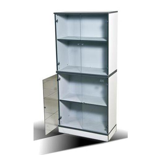 Medium Storage Unit  Glass Door x 2