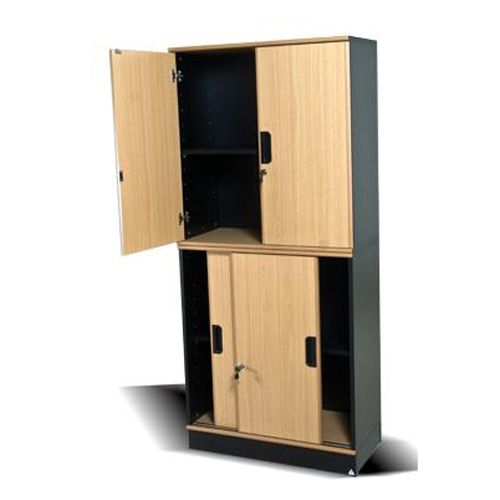 Medium Storage Unit Sliding And Swing Door x 2