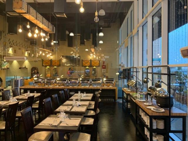 Raw Luxury restaurant Furniture  in UAE