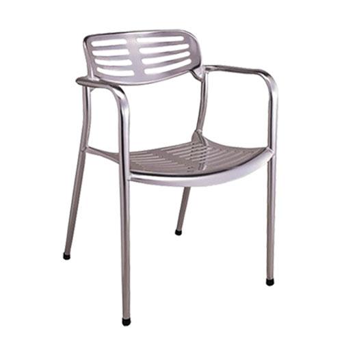 Aluminium canteen chairs