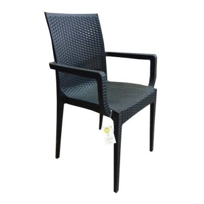 Star Chair Polypropylene Rattan Chair