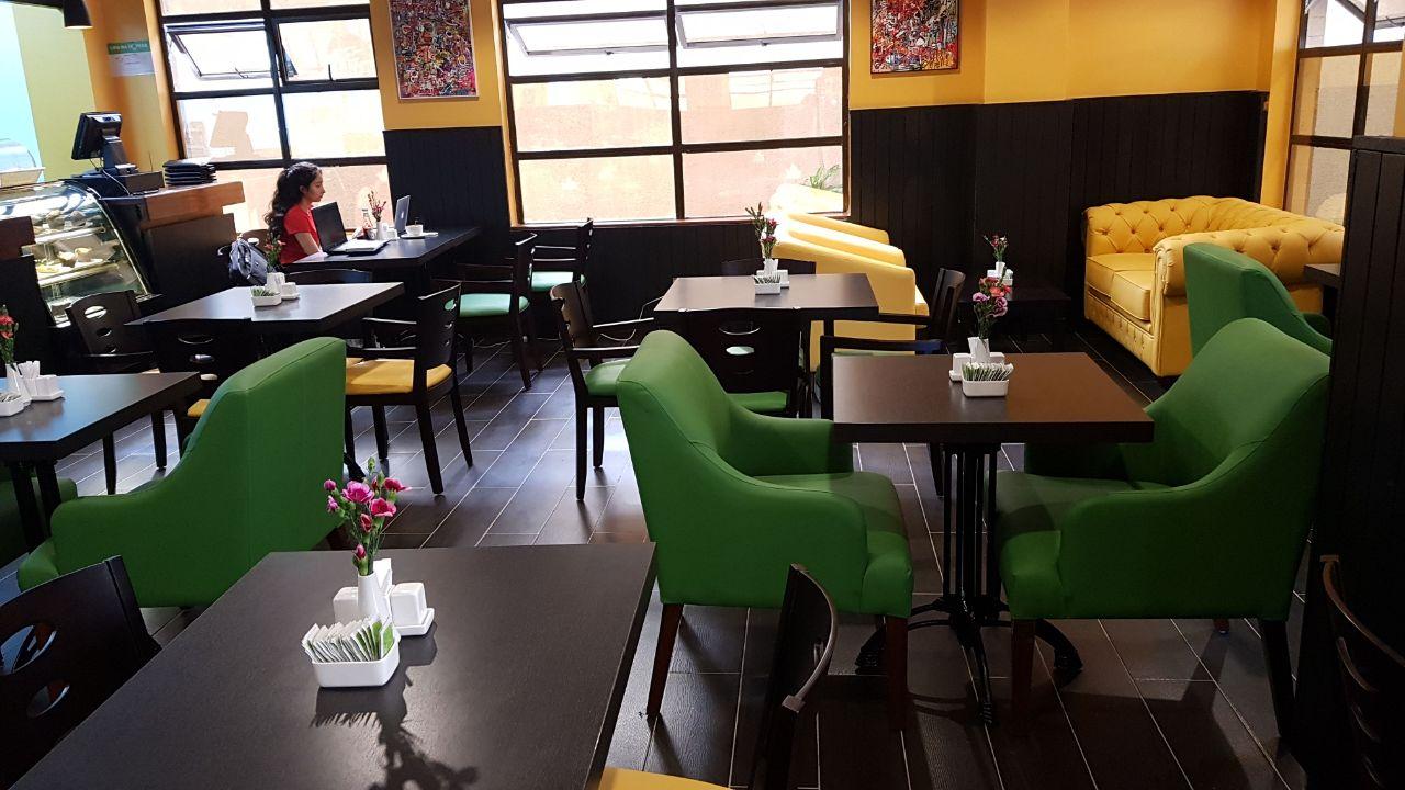Coffee shop Furniture supplied in Nairobi Kenya