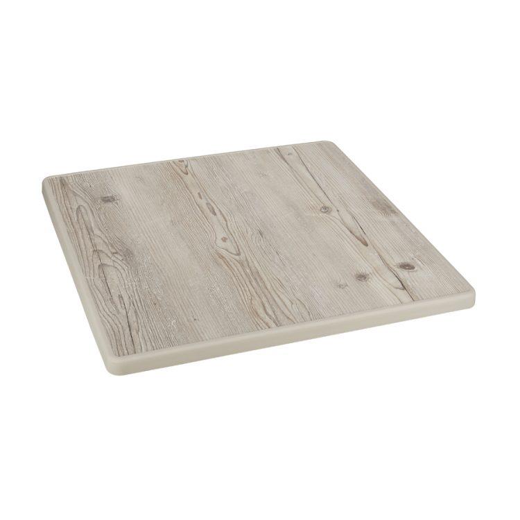 Outdoor table top Versatop Old pine