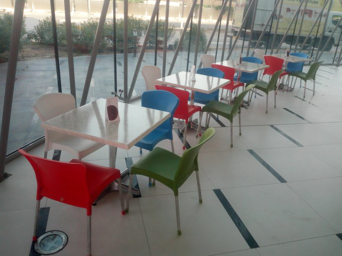 Cafeteria Furniture in Sharjah