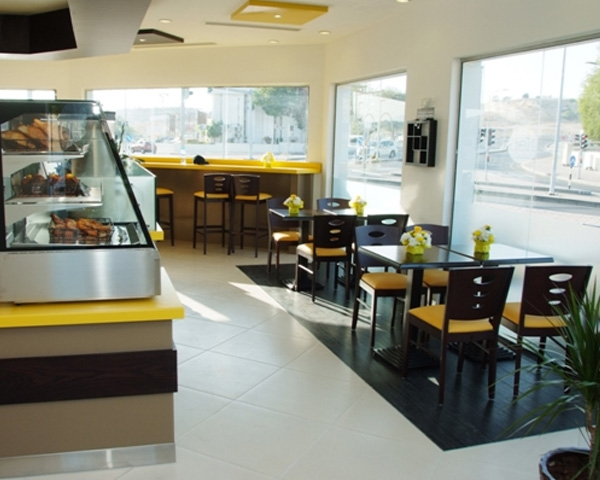 Deli Cafe furniture in oman