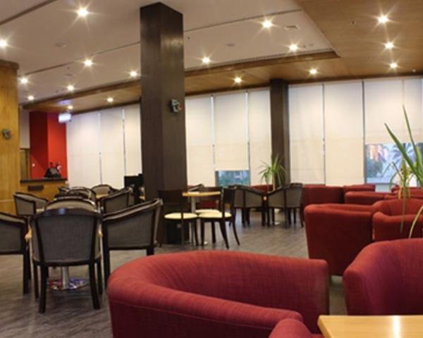 Cafe furniture - bespoke custom made sofas
