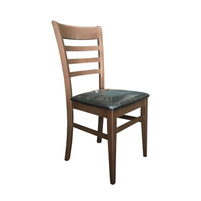 wooden restaurant chairs for Saudi Arabia