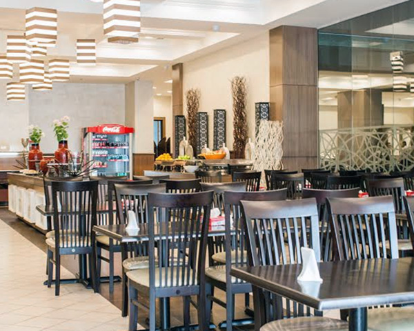 Fine dinning restaurant Furniture in UAE and GCC