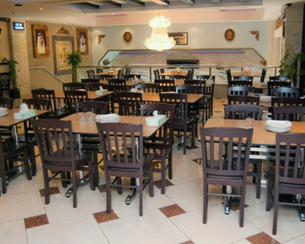 Cafeteria furniture in UAE