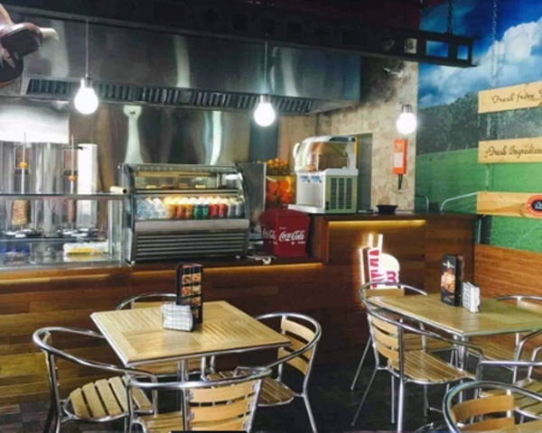 cafeteria Furniture in Dubai UAE