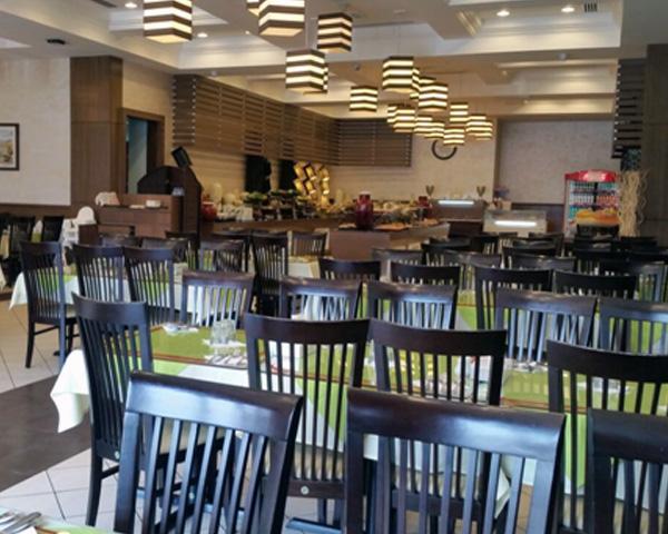 restaurant furniture supplied in Ajman