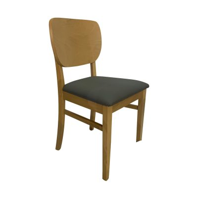 wooden restaurant chairs