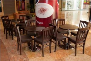 cafe and coffee shop furniture