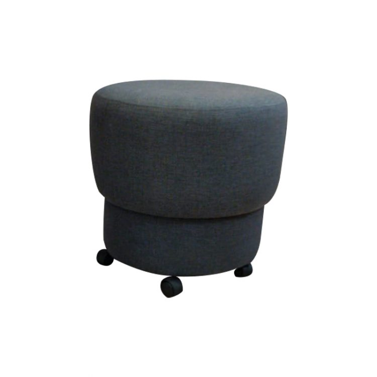 Pouf with Wheels