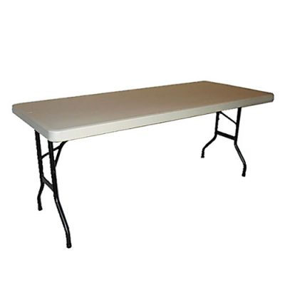 Staff canteen tables
